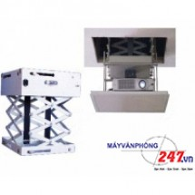 Khung Treo Máy Chiếu Điện 300cm