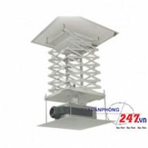 Khung Treo Máy Chiếu Điện 200cm