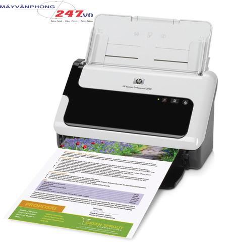 Top 3 máy scan HP được ưa chuộng nhất